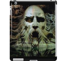 Tom Marvolo Riddle iPad Case/Skin