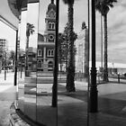 Mirror on Glenelg by Wendi Donaldson