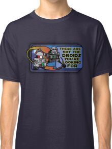 Star Wars - These Are Not The Droids You're Looking For Classic T-Shirt