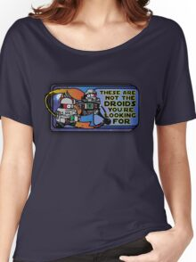 Star Wars - These Are Not The Droids You're Looking For Women's Relaxed Fit T-Shirt