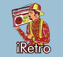 I Retro Unisex T-Shirt
