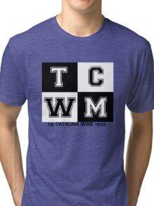 The Catalina Wine Mixer #2 - nineVOLT Band Collaboration Tri-blend T-Shirt