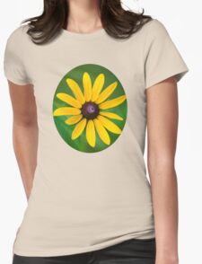 Rudbeckia Flower Art T-Shirt