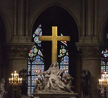 The Alter, Notre Dame by collpics