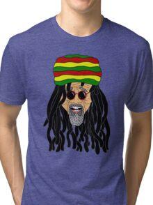 Rastafarian Tri-blend T-Shirt