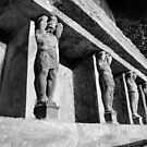 Pompeii, Italy by Melissa Fiene