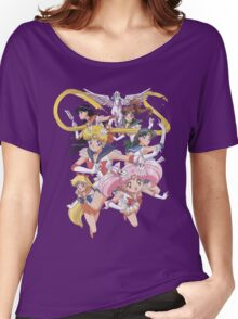 Sailor Scouts Women's Relaxed Fit T-Shirt