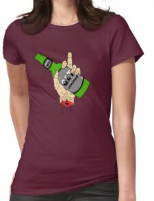 Get Sloshed Womens Fitted T-Shirt