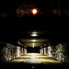Parkville Tunnel by Anthony Hennessy