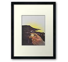 Bright Idea! (Bring the light) Framed Print