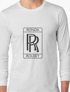 Ronda Rousey Long Sleeve T-Shirt