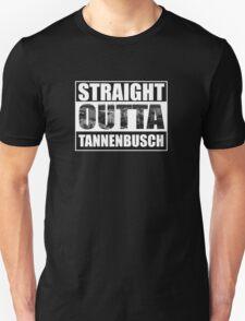 Straight OUTTA Tannenbusch II. T-Shirt