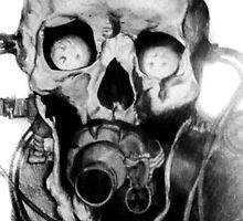 Skull by Beth Whitcombe