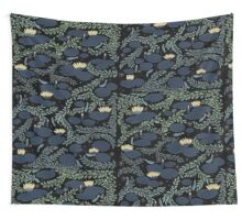 waterlily Wall Tapestry