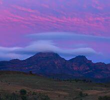 Wilpena Sunrise by Matt Harvey