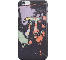 Artistic Pi day symbol iPhone Case/Skin