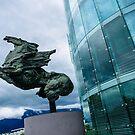 Redbull museum, Salzburg, Austria by Melissa Fiene