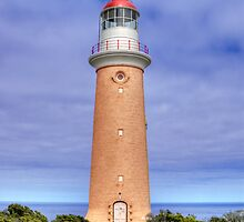 Lighthouse, Cape du Couedic, Kangaroo Island, South Australia  by Adrian Paul