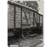 Train Graveyard iPad Case/Skin