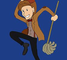 Eleventh Doctor by Wolfighter12