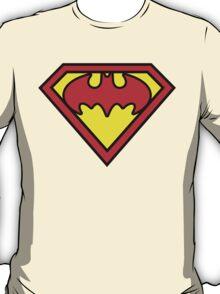 Superman Batman T-Shirt