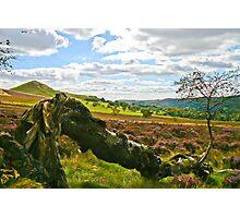 Hawnby Moor #4 Photographic Print