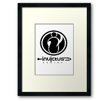 League of Legends Teams - Invictus Framed Print