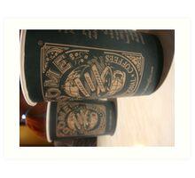 Dome Coffee Art Print