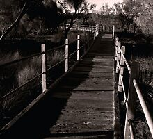 Bridge by the Swan River by benpetricevich