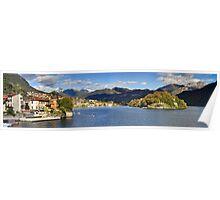 Lake Como - Sala Comacina Poster