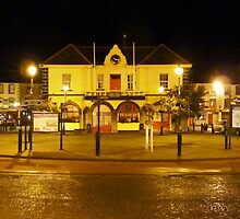 Market Square, Kilrush, Co. Clare, Ireland. by Brian220