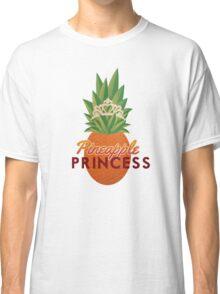 Pineapple Princess Classic T-Shirt