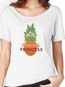 Pineapple Princess Women's Relaxed Fit T-Shirt
