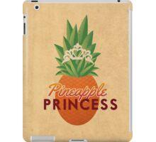 Pineapple Princess iPad Case/Skin