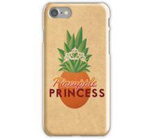 Pineapple Princess iPhone Case/Skin