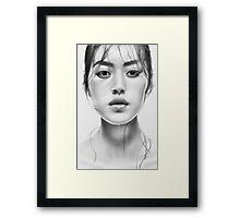 Liu Framed Print