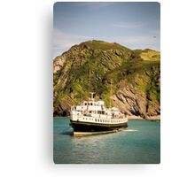 MV Balmoral Canvas Print