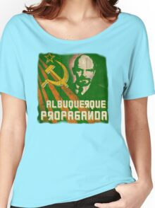 Albuquerque Propaganda - iPhone, T-Shirts and Prints Women's Relaxed Fit T-Shirt