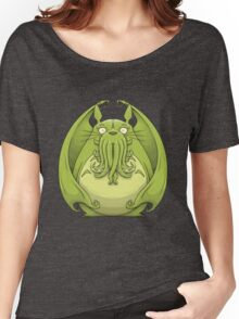 Totoro Cthulhu Women's Relaxed Fit T-Shirt