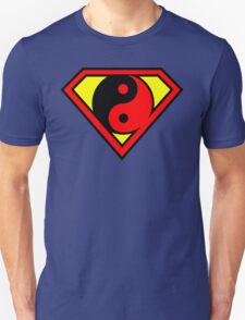 Super Ying Yang Unisex T-Shirt