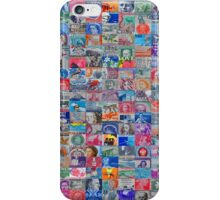 Postage Due iPhone Case/Skin