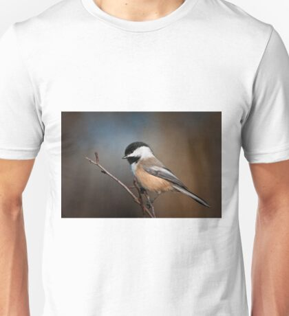 Black Capped Chickadee T-Shirt