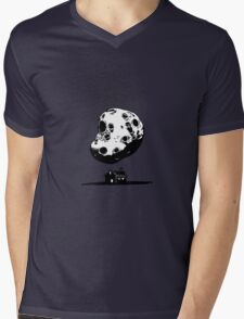 Trouble at Home Mens V-Neck T-Shirt