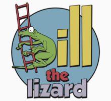 bill the lizard Kids Clothes