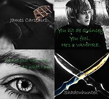 James Carstairs - Shadowhunter by joliverhouse