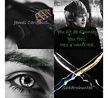 James Carstairs - Shadowhunter Photographic Print
