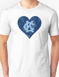 I Heart KC Unisex T-Shirt