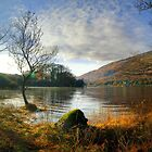 Loch Awe by Ranald