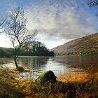 Loch Awe by Ranald