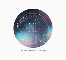 The Northern Lightnings - Constellation Design Unisex T-Shirt